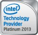 Intel Platinum Partner 2012